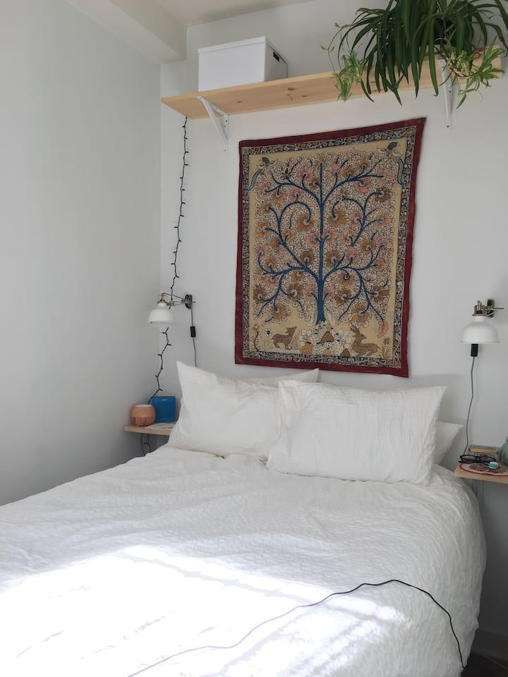 Bedroom in Beautiful Fort Greene Home