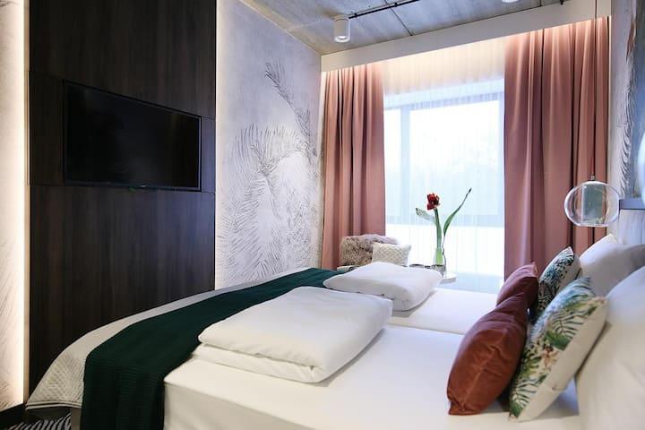STUDIO DWUOSOBOWE - HOTEL ZOO