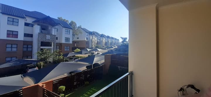 An apartment in the heart of Kyalami