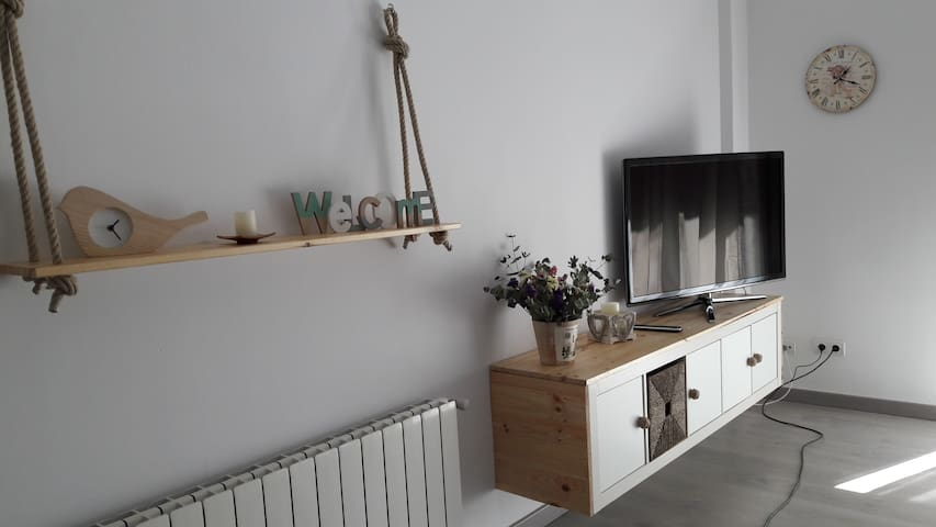 New flat in Sabadell (20' from Barcelona) - Sabadell - Daire