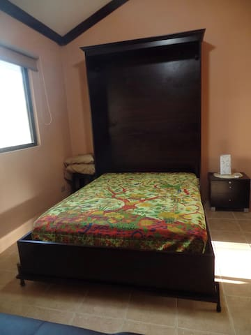 Murphy Bed.