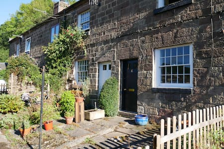 Scarthin View - Derbyshire - Casa