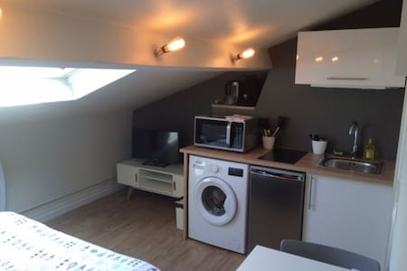 Studio proche de la gare - Apartment