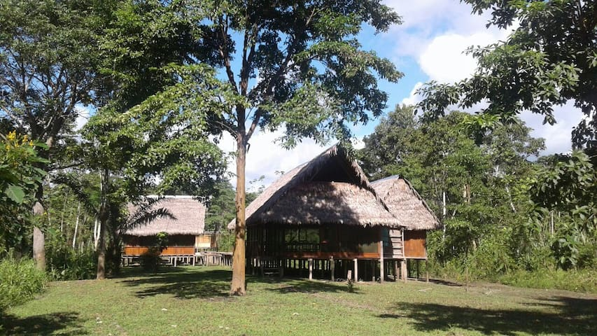 Tropical adventures lodge amazonas - Iquitos - Domek parterowy