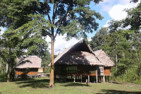 Tropical adventures lodge amazonas - Iquitos - บังกะโล