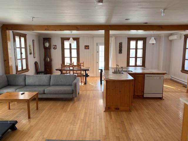 Spacieuse maison ancestrale en nature