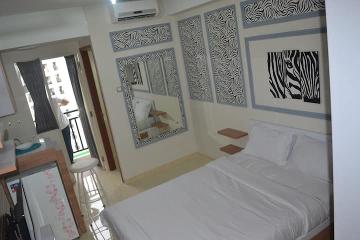 Confortable for couple, suitable family,
