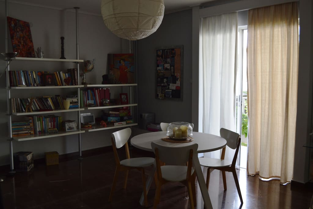 Living romm/Dining room