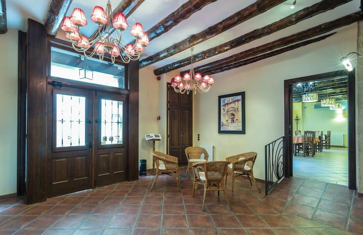 Casa Galindo-La Hosteria - Tamarite de Litera - Bed & Breakfast