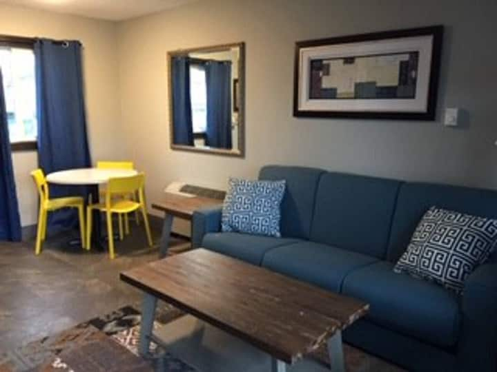 Suite 303 - 1BR kitchenette, first floor