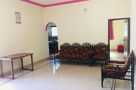 2 BHK AC BEACH HOUSE-Near Patnem / Palolem Beach.