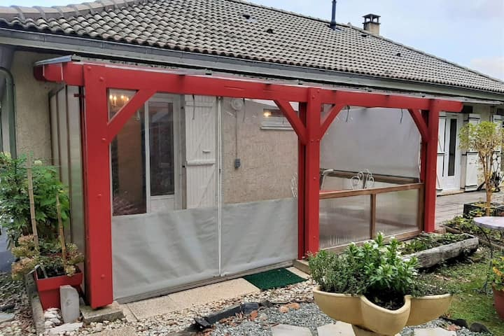 Quaint Holiday Home in Cublac with Garden