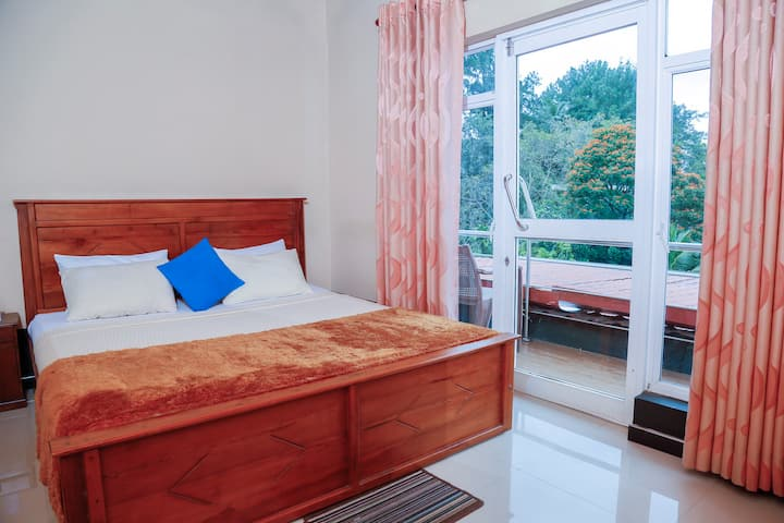 Double room with belcony