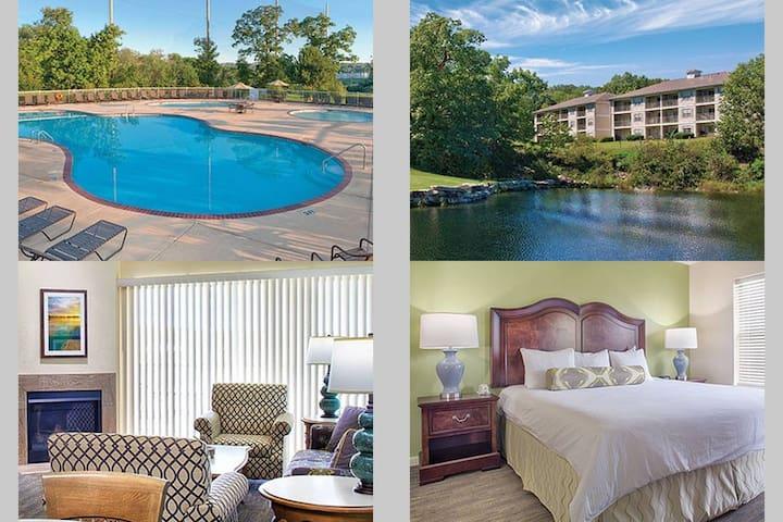 2 Bed Wyndham Branson, MO - Branson - Apartment