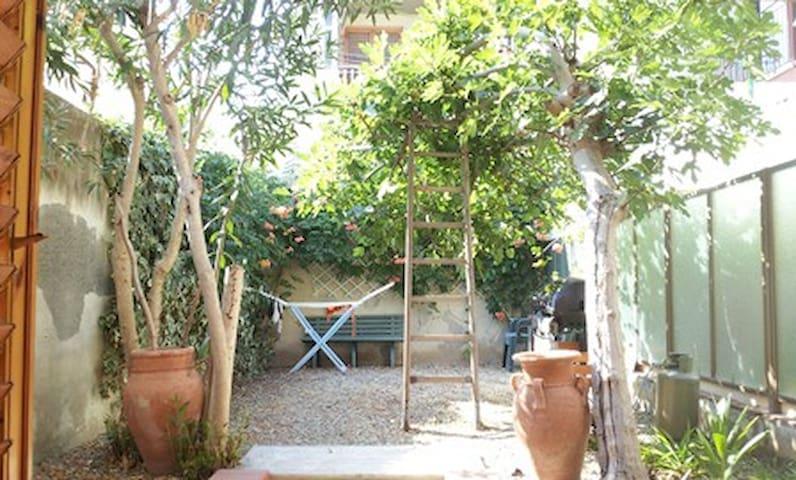 appartamento fronte mare a Furci Siculo ( ME) - Santa Teresa di Riva - Huoneisto