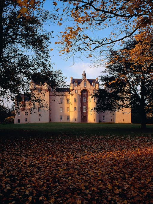 National Trust Holiday Properties To Rent In Scotland