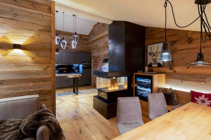 Haus Sonnblick Penthouse 130m2 inkl. Sauna