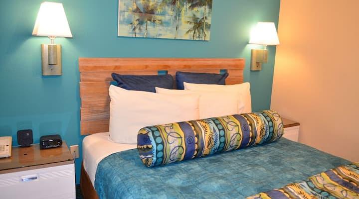 Sun Viking Lodge... A unique family resort - Room Plan 3B