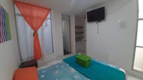 Casa Refugio Urbano. (Habitación Amoblada).