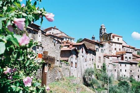 Stanza Privata in Borgo Medievale Toscano - Mulazzo - House