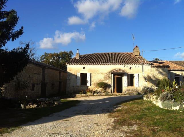 Maison de campagne - Gramont - Casa