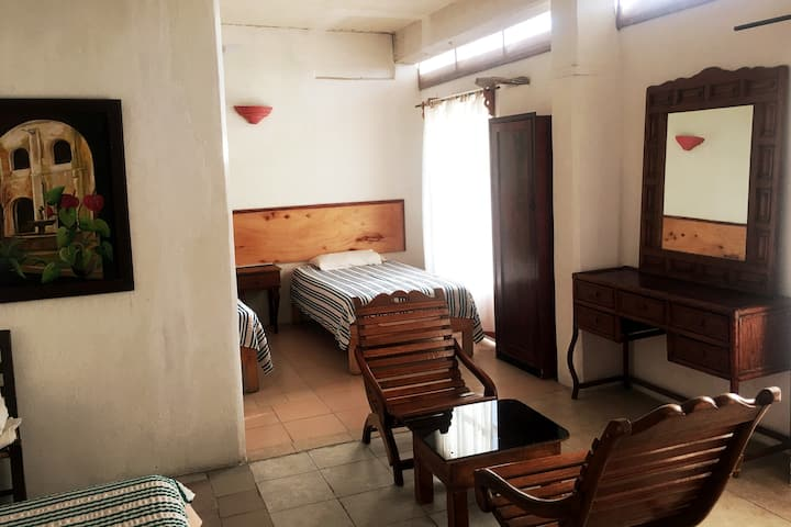 """Habitación Privada """"La Hacienda"""""""