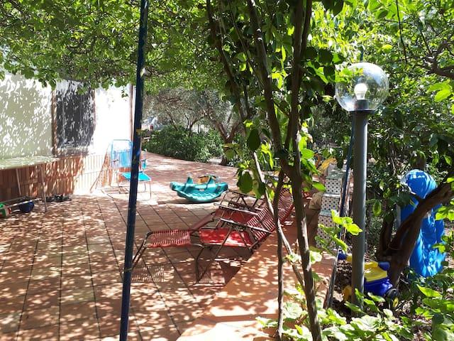 Villa 5 stanze con giardino a 270 m dal mare