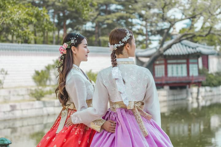 Girls trip to Seoul