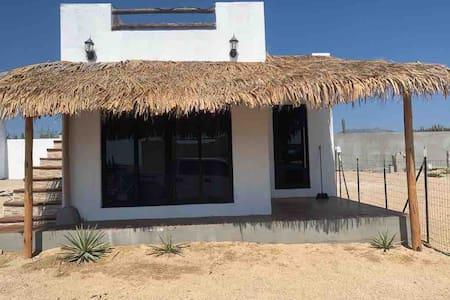 Pablo's Casita Loft, La ventana