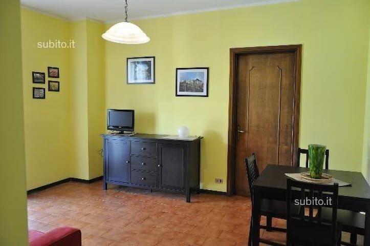 CLUSONE: apartment in the Centre