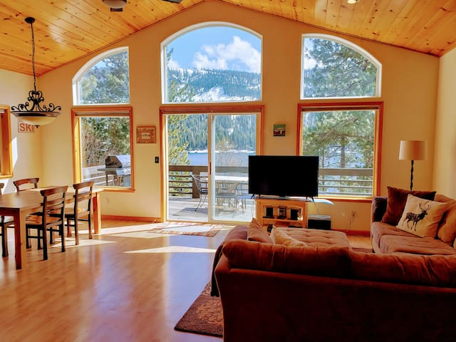LAKEVIEW in Donner Lake -$2295 for May!
