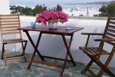 Αigaiou Avra studios - Paros - Daire