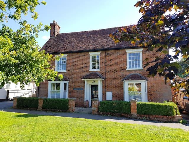 Haddon house, Finchingfield