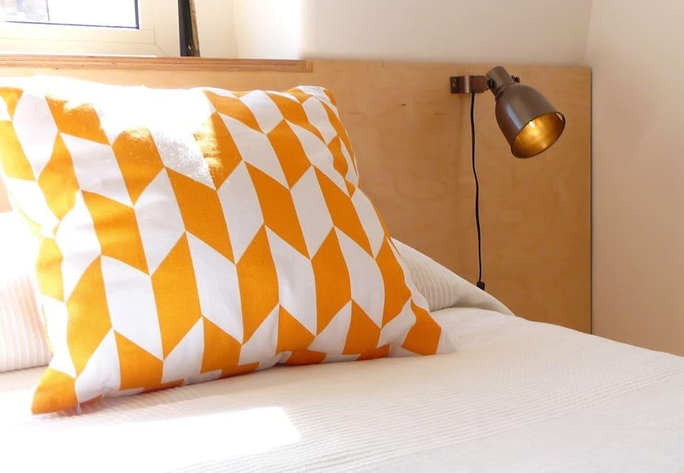Couple bedroom / Quarto Casal