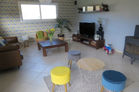 House Brittany Morbihan free  June July August