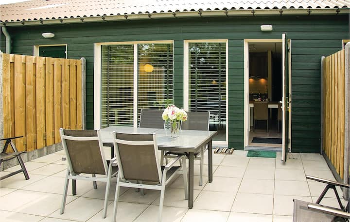 Awesome home in Retranchement with WiFi and 1 Bedrooms