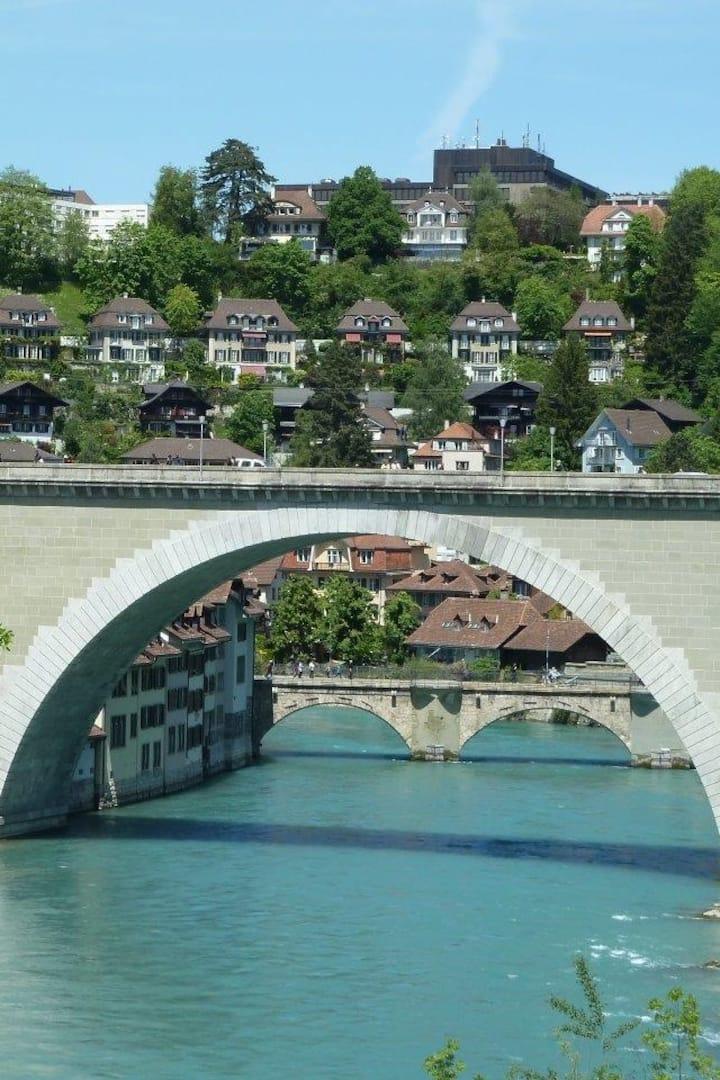 Nydeggbrücke über die Aare