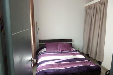 Appartement calme et lumineux, proche centre ville - Roubaix - Wohnung