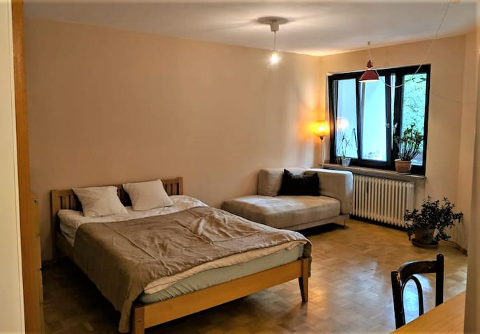 Bright and cosy flat close to city center!