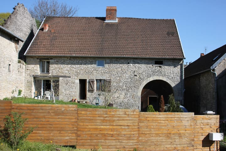 Maison individuelle à Membrey - Membrey - Casa
