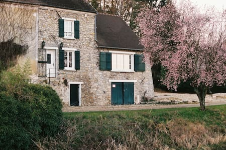 La maison de l'Ourcq - May-en-Multien - Bed & Breakfast