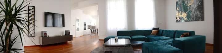 Premium apartment near Banská Bystrica square