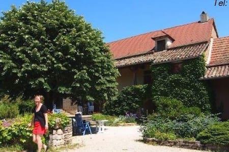 Chez Sylvie et Thierry - Royer - Penzion (B&B)