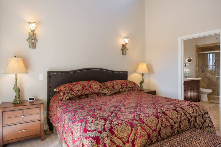 A room in Temecula Wine country