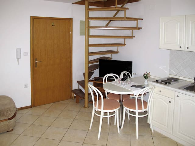 Apartment Appartments Degra for 6 persons