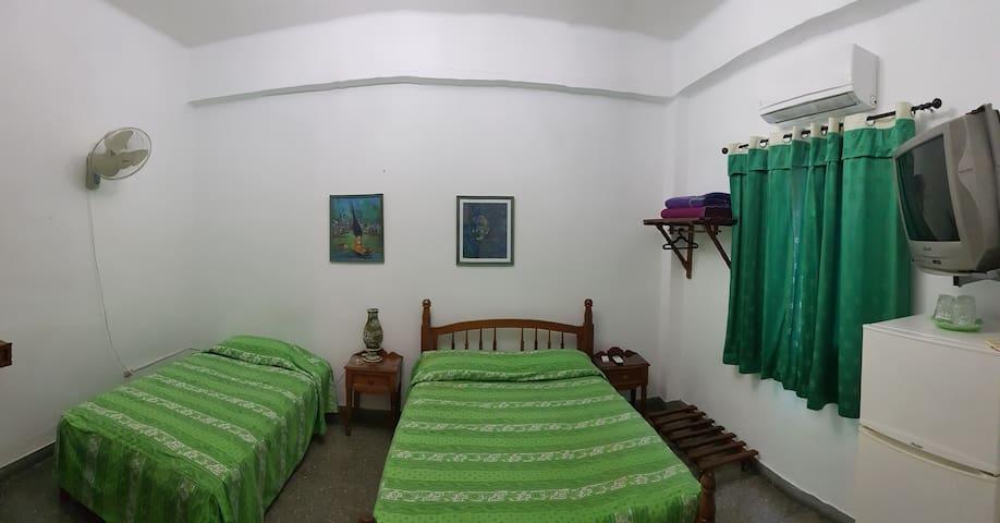 Casa Lisett en Centro Habana Habitación 1