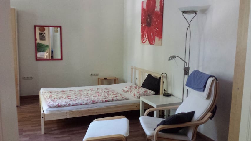 Cosy Room in the North of Berlin - Berlin - Apartemen
