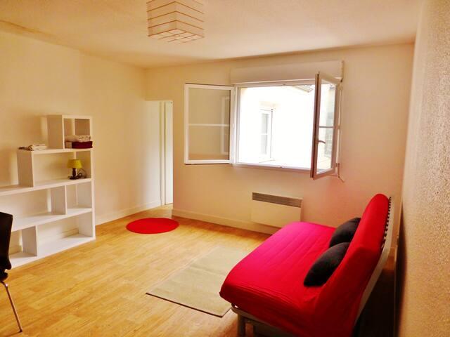 Studio  de  30 m2 Bordeaux centre