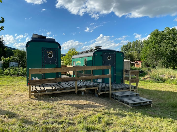 Tauber Glamping Mobile Home