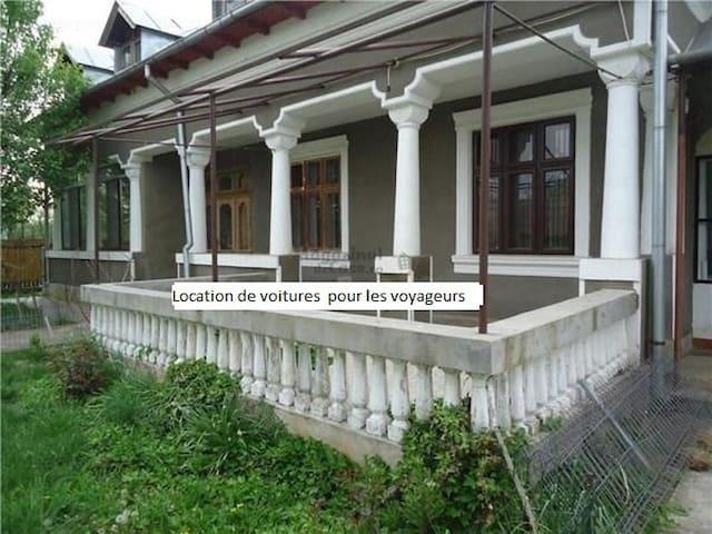 Maison de campagne avec location de voitures - Buftea - Casa